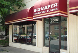 Schaefer Hardwood Floors in Minneapolis MN